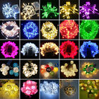 10-80 LED Wedding Christmas Party Indoor Home Decor String Fairy Lights Lamps