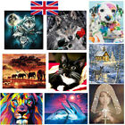 5d Diamond Painting Embroidery Cross Craft Stitch Arts Kit Mural Home Decor W