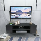 Wall Mounted TV Media Console for Living Room Floating Hutch Storage Cabinet NEW
