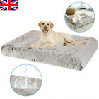 Waterproof Orthopedic Pet Dog Bed Thick Mattress Anti-mite Cover Easy Cleaning