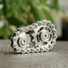EDC Sprocket Chains Decompression Fingertips Spinning Top Gearwheel Gyro Toys