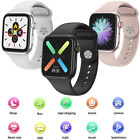 Bluetooth Smart Watch Heart Rate Bracelet Sync Calling For Android Samsung LG
