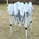 TOP 10'X10' GOPLLY EZ POP UP Tent Gazebo Wedding Party Canopy Shelter Carry BagN
