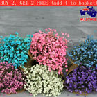 Real Dried Flower Baby Breath Gypsophila Flowers Bouquet Wedding Home Decor Hot^