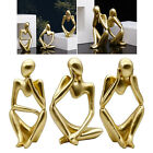 Nordic Resin Statue Decoration Home Figurine Ornaments Abstract Sculpture