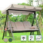 195CM Sunshade Cover Outdoor Garden Patio Swing Canopy Seat Top Replacement