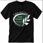 Four Seasons Total Landscaping Funny Unisex Gift T Shirt Regular Size S - 5XL