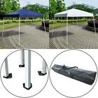 8'X8' Outdoor Easy POP UP Wedding Party Tent Folding Gazebo Beach Canopy Shelter