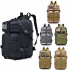 40l Military Tactical Backpack Outdoor Sport Rucksack Hiking Shoulders Unisex