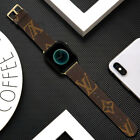 Genuine Leather iWatch Band For iWatch Series SE 6 5 4 3 2 1 Strap 42/44 38/40mm