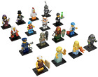 LEGO NEW 71000 SERIES 9 MINIFIGURES ALL 16 AVAILABLE YOU PICK YOUR FIGURES