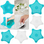 Star Drain Hair Catcher Bath Stopper Plug Sink Strainer Filter Shower Cover Trap