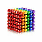 216Pcs Activity Beads 3D Puzzle Ball Creative Sphere Adults Gifts Colorful 3/5mm