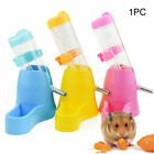 80ml Hamster Squirrel Pet Water Dispenser Food Feeder Automatic Drinking 3 In 1