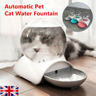 Automatic 2.8L Pet Cat Dog Water Fountain Large Capacity Drinking Bowl Dishes