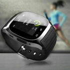 M26 Bluetooth Smart Watch Wrist Watches For Android HTC Samsung iPhone iOS