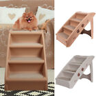 Folding Dog Puppy Step Stairs Non-Slip pet Access Steps Bed Sofa Ramp Ladder