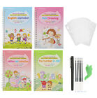 English Children Magic Practice Copybook Groove Textbook Calligraphy Writing */*