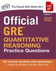 Official GRE Quantitative Reasoning Practice Questions 2/E