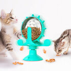 360  Pet Toys Tickle Leaky Feeders Cats Slow Feeders Windmill Wheel Toy