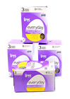 Lot of 4 - L'eggs 3-Pack Everyday Sheer-To-Waist Pantyhose(12 Pairs Total)
