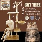Large Cat Tree Scratching Post Climbing Activity Centre Toys Scratcher Tower