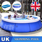 Family Swimming Pools Large Outdoor Summer Inflatable Kids Paddling Pool Garden