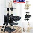 Large Cat Tree Tower Kitten Scratching Post Pet Activity Centre Scratcher UK