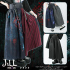 Anime Kulture oriental cosplay spider lily hell flower Wide leg pants JJ2342