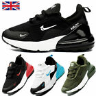 UK Kids Trainers Boys Girls Running Children Sports Shoes Gym School Sneakers