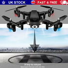 RC Drones 2.4G With 1080P HD Wide Angle Camera GPS WIFI FPV Foldable Quadcopter.