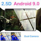 "10.1"" WIFI/4G-LTE 8 128GB Tablet Android 9.0 HD Screen PC SIM GPS Dual Camera PP"