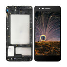 """For LG Tribute Empire (LM-X220PM) 5"""" Sprint LCD Touch Screen Digitizer±Frame*"""