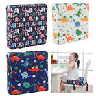 Baby Children Chair Increase Pad Booster Seat Dinning Anti-slip Cushion Home