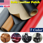 3-Size Leather Patch Self Adhesive Large Size Stick-on No Ironing Sofa Repair US