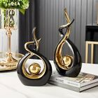 Ceramic Abstract  Office Desk Decoration   Living Room Decoration Accessories