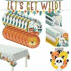 Get Wild Jungle Party Supplies and Decorations