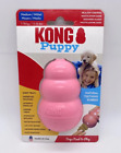**NEW** KONG Pink Puppy Dog Toy - Softer Rubber for Puppy Teething - Interactive
