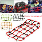 Truck Roof Rack Net Metal Hook Luggage Carrier for 1/10 Axial SCX10 Truck Roof