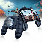 PUBG Mobile Phone Game Controller Gamepad Joystick w/Cooling Fan For Android IOS