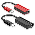 USB C Type-C To 3.5mm Audio Aux Headphone Jack Cable Adapter Charger...