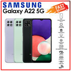 (new & Unlocked) Samsung Galaxy A22 5g 8gb+128gb Triple Cam Android Mobile Phone