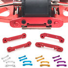4pcs Metal Reinforced Swing Arm Upgrade Parts For 1:14 Wltoys 144001 Rc Car
