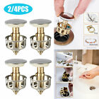 2/4Pcs Universal Stainless Steel Wash Basin Bounce Drain Filter Pop Up Sink Plug